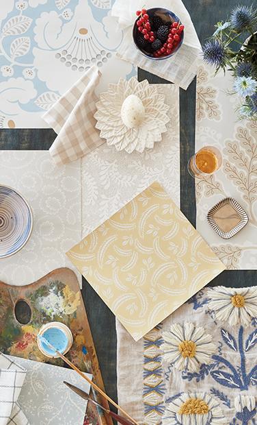 Schumacher - A Designer's Resource For Fabric, Wallpaper