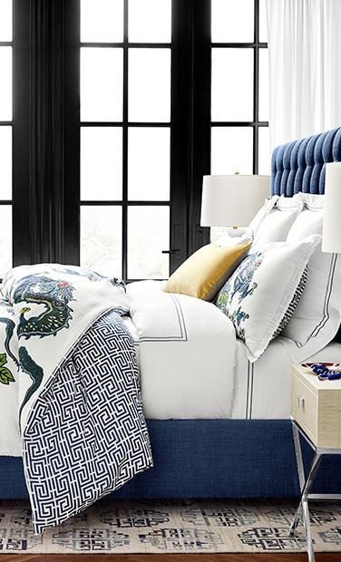 Schumacher - A Designer\'s Resource For Fabric, Wallpaper ...