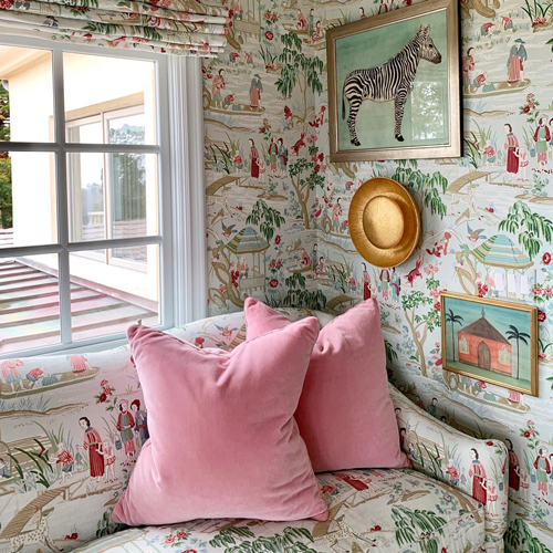 Schumacher   A Designeru0027s Resource For Fabric, Wallpaper ...